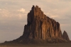 Shiprock; New Mexico