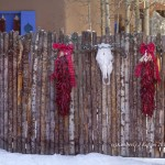Southwest Christmas, Tesuque, NM