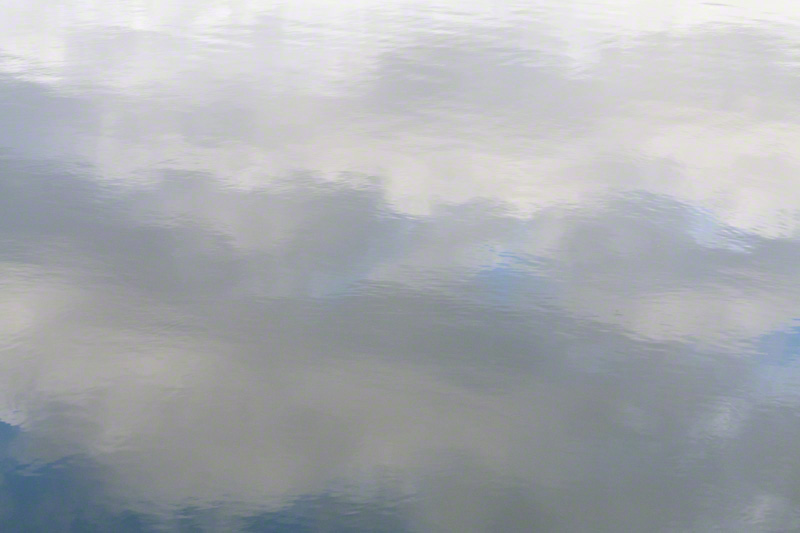 Reflections of Morning Clouds